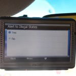 03. I really like this one. When you cross into a state where radar detectors are illegal, the Passport iQ tells you. Since this looks like a GPS and not a radar detector, if you were to get pulled over, it won't be a red flag. Bonus feature!