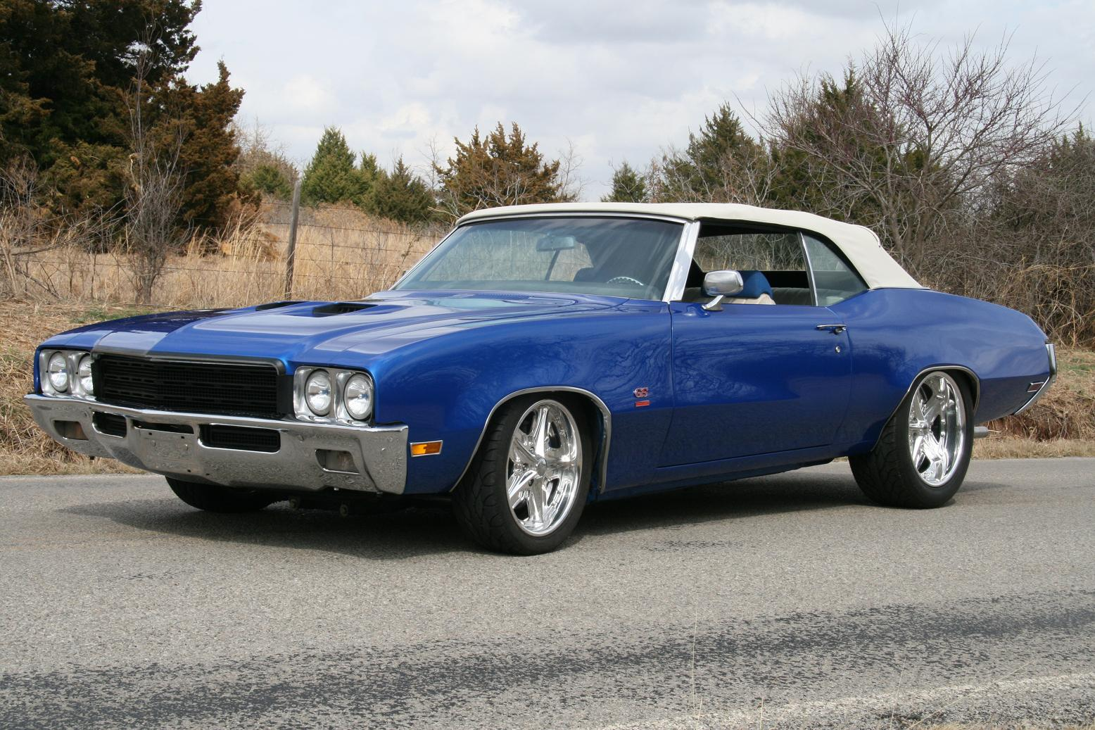 71 Buick GS