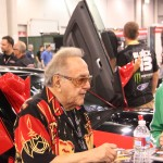 One of the master of customs, George Barris.