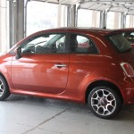 The 2012 Fiat 500. It looks cool, drives great and is affordable.