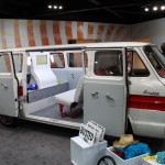 CORVAIR VAN!!!!!!!!!!!!! And GM turned it into a photobooth. I love it