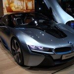 BMW's i*8 concept is what you want to see in a concept- stuff you will never see in the real car hiding all the stuff you will. I think this would sell right now