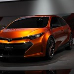 The new Toyota Barf, er Corolla. This is a concept, but the actual car will be just like this, minus all the cool parts- carbon fiber, chrome, wheels, funky sharp lines on the fenders. What you will be left with is yet another turd box that will be purchased in the millions by old people and millenials without souls.