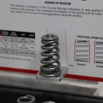 Comp Cam's new conical valve springs brings about an evolution to an otherwise mundane engine component.