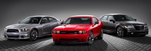 The Chrysler Group LLC's SRT® (Street and Racing Technology)